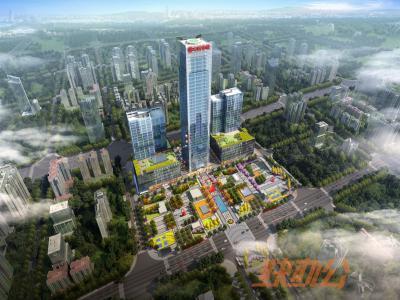 中国华融现代广场