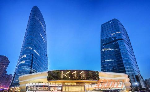 上海氪空间香港新世界大厦