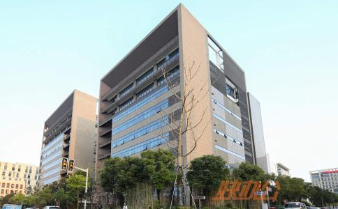 上海氪空间炬芯研发大厦
