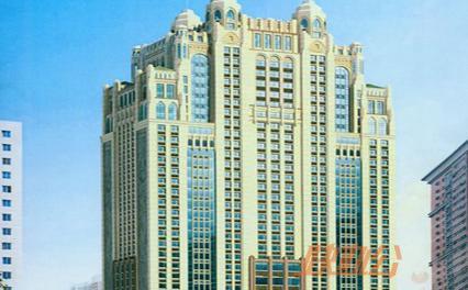 广州创富港锦绣联合商务大厦