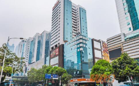 深圳创富港百货广场大厦