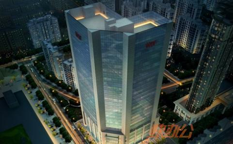 长沙创富港旺德府国际大厦