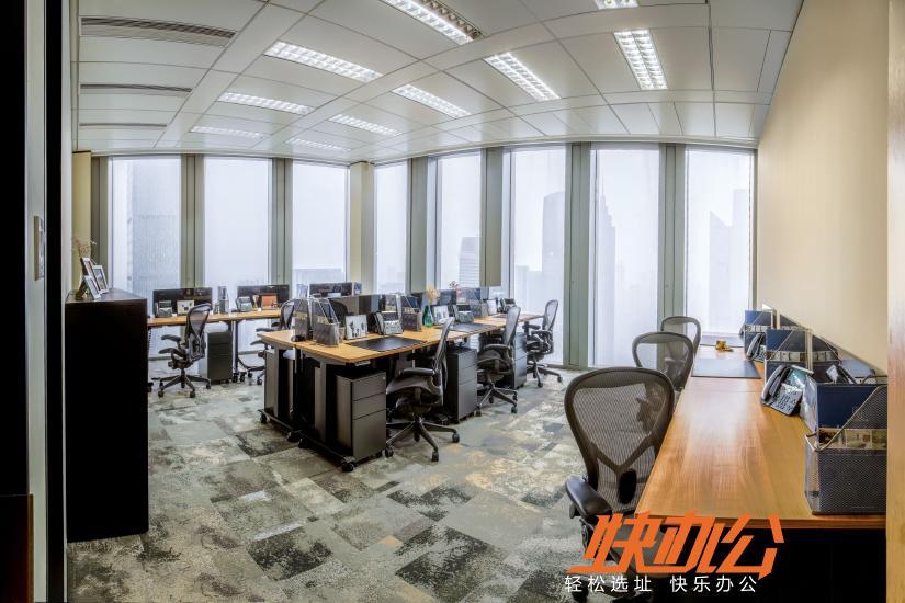 TEC德事商务中心·周大福金融中心